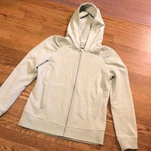Lululemon light green hoodie